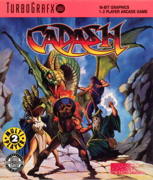 Cadash (Turbo Grafx 16)