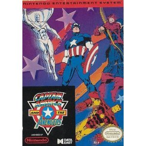 Captain America and the Avengers (NES)