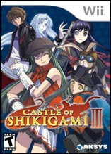 Castle of Shikigami III (Wii)