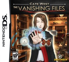 Cate West The Vanishing Files (DS)