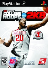 College Hoops 2K8 (PS2)