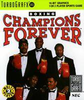 Champions Forever Boxing (Turbo Grafx 16)