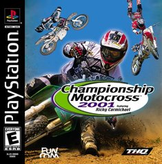 Champion Motorcross 2001 (Playstation)