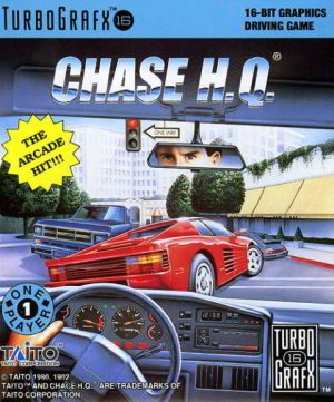 Chase H.Q. (Turbo Grafx 16)