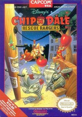 Disney's Chip and Dale Rescue Rangers (NES)
