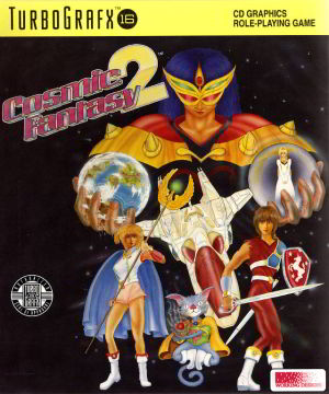 Cosmic Fantasy 2 (Turbo Grafx 16)