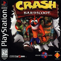 Crash Bandicoot (Sony Playstation)