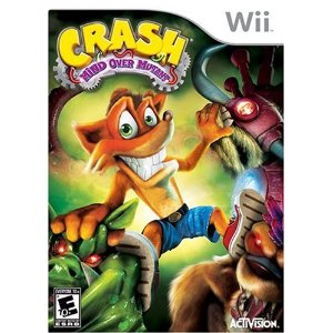 Crash Mind Over Mutant (Wii)