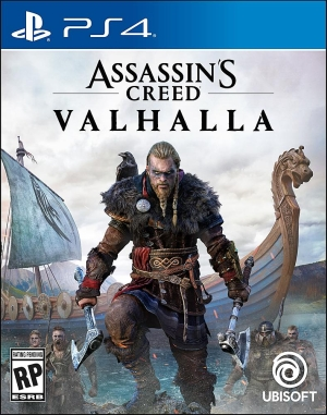 Assassin's Creed Valhalla Standard Edition (PS4)
