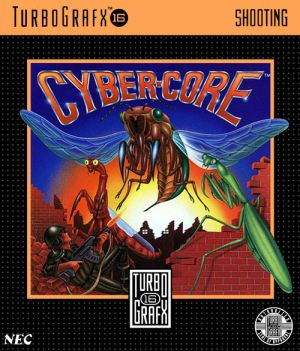 Cybercore (Turbo Grafx 16)