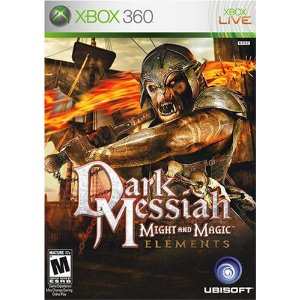 Dark Messiah of Might & Magic Elements (Xbox 360)