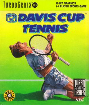 Davis Cup Tennis (Turbo Grafx 16)
