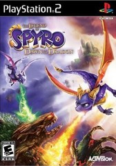 Legend of Spyro: Dawn of the Dragon (PS2)