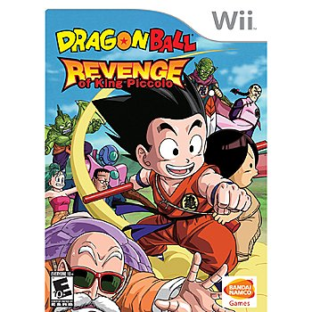 Dragon Ball Z: Revenge of King Piccolo (Nintendo Wii)