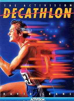 Decathlon (Atari 5200)