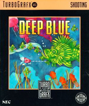 Deep Blue (Turbo Grafx 16)