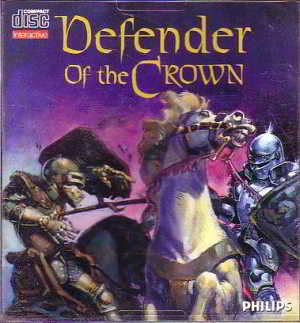 Defender of the Crown (Philips CDI)