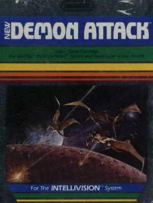 Demon Attack (Intellivision)