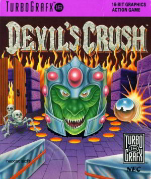 Devil's Crush (Turbo Grafx 16)