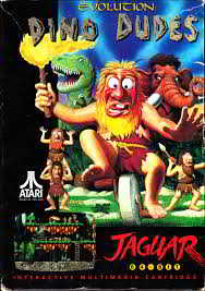 Evolution: Dino dudes (Atari Jaguar)