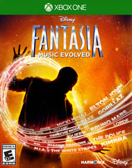 Fantasia: Music Evolved (Xbox One)