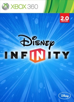 Disney Infinity 2.0 - Game Only (Xbox 360)