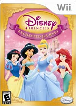 Disney Princess Enchanted Journey (Wii)