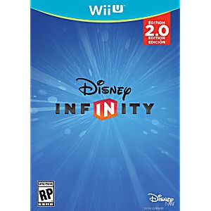 Disney Infinity: 2.0 Game Only (Wii U)
