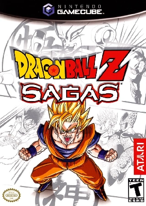 Dragon Ball Z Sagas (Gamecube)