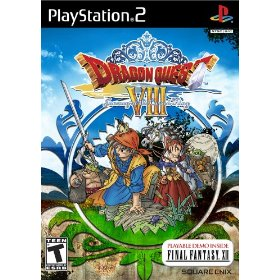 Dragon Quest VIII: Journey of the Cursed King (PS2)