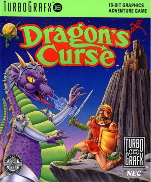 Dragon's Curse (Turbo Grafx 16)