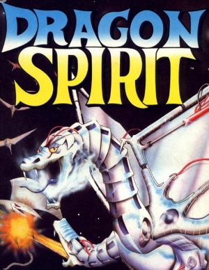 Dragon Spirit (Turbo Grafx 16)