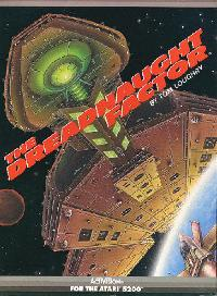 Dreadnaught Factor (Atari 5200)