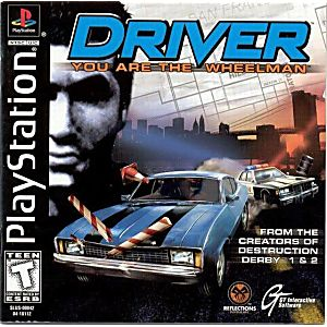 Driver (Sony Playstation)