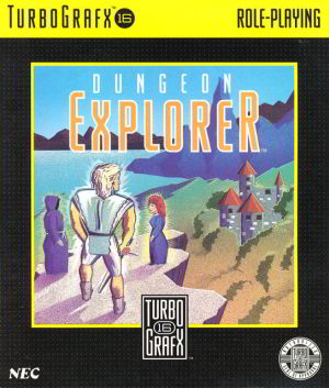 Dungeon Explorer (Turbo Grafx 16)