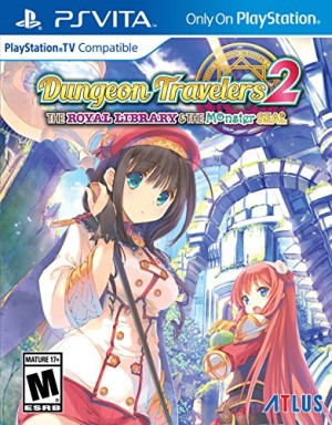 Dungeon Travelers 2: The Royal Library & the Monster Seal (Vita)