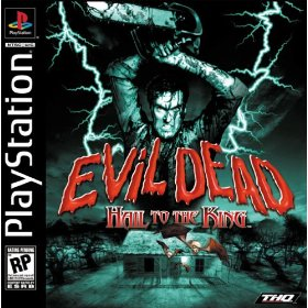 Evil Dead (Playstation)