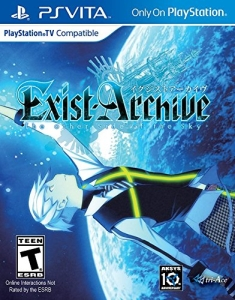 Exist Archive : The Other Side of the Sky (Vita)