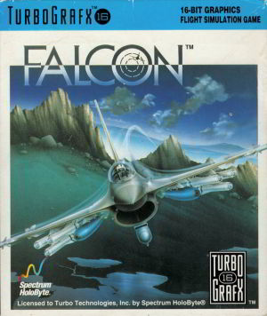 Falcon (Turbo Grafx 16)