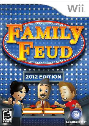 Family Feud 2012 Edition (Nintendo Wii)