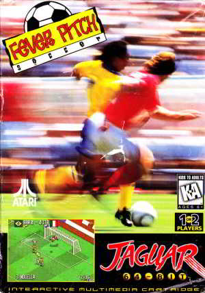 Fever Pitch Soccer (Atari Jaguar)