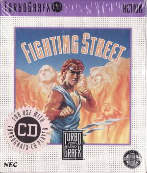 Fighting Street (Turbo Grafx 16)