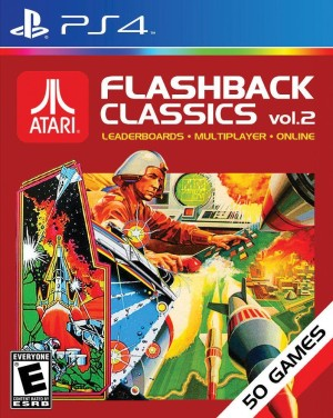 Atari Flashback Classics: Volume 2 (PS4)