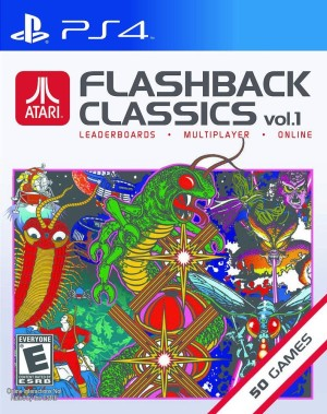 Atari Flashback Classics: Volume 1 (PS4)