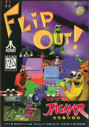 Flip-Out (Atari Jaguar)