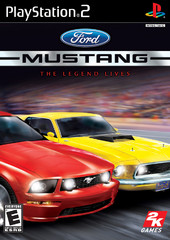 Ford Mustang The Legend Lives (PS2)