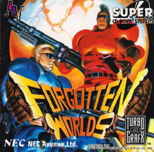 Forgotten Worlds (Turbo Grafx 16)