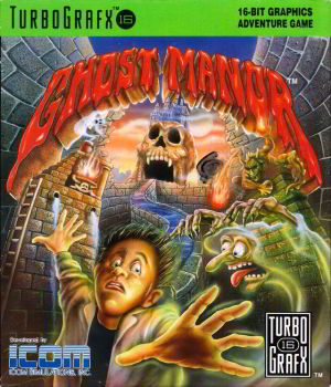 Ghost Manor (Turbo Grafx 16)