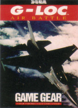 G-Loc Air Battle (Gamegear)