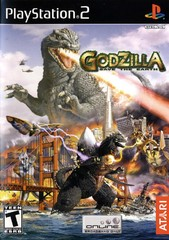 Godzilla: Save the Earth (PS2)